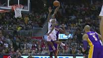 Teague Takes Flight