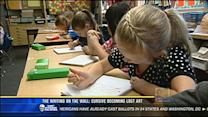 The writing on the wall: Cursive becoming lost art