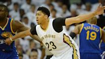 Anthony Davis' Big Night