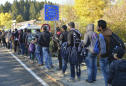 Study: Half Europe's unauthorized migrants in Germany, UK