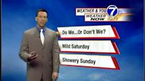 Matt's 7 am Friday Forecast