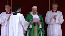 Pope holds Jubilee Mass for deacons from around the world