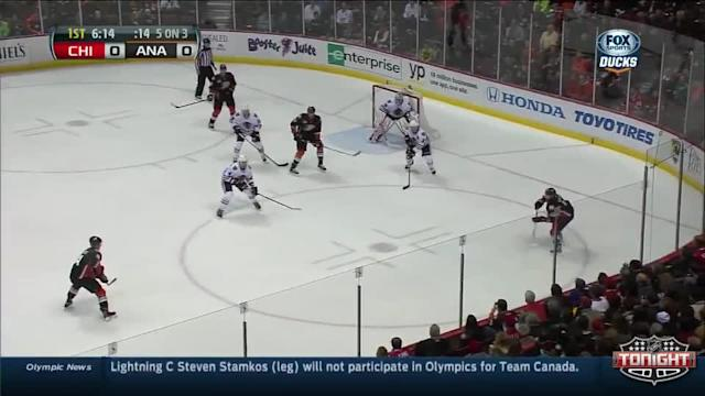 Chicago Blackhawks at Anaheim Ducks - 02/05/2014