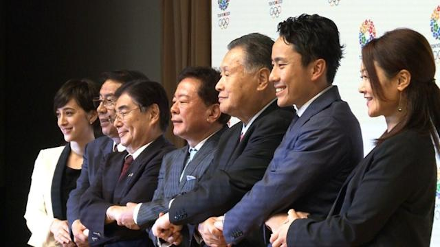 Tokyo Olympic bid delegation hailed by home crowd