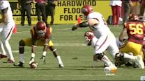 USC's Shaw Suspended After Admitting To Lying About Injury, Rescue
