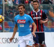 Napoli boss lashes out at 'unworthy' pitch