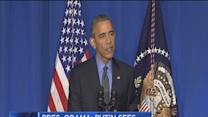 Pres. Obama: Putin sees no military answer in Syria