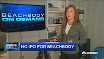 No IPO for Beachbody