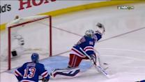 Lundqvist robs Stamkos with brilliant glove save