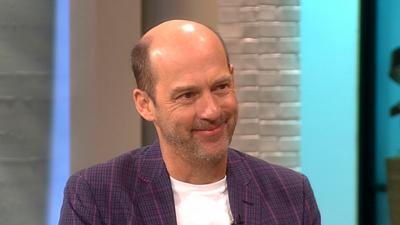 Anthony Edwards Talks New Mystery Adventure Show 'Zero Hour'