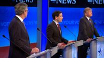 Republicans Address the Topic of Social Issues During the GOP Debate
