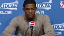 Postgame: Joe Johnson