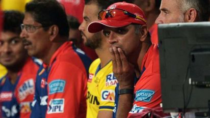 IPL 2017: Frustrated Rahul Dravid demands better performances from his players