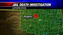 Kingfisher County inmate death investigated