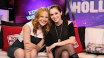 'Switched at Birth' Stars Vanessa Marano and Katie Leclerc Reveal Crying Scene Secrets