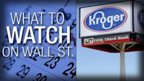 What to Watch in the Week Ahead: Can Kroger Impress Investors?