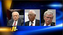 3 Perdue backers plead guilty to misdemeanors