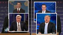 Political reporters, late night comedians should give thanks for 2012