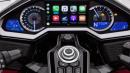 Apple CarPlay s'invite aussi sur les motos Honda