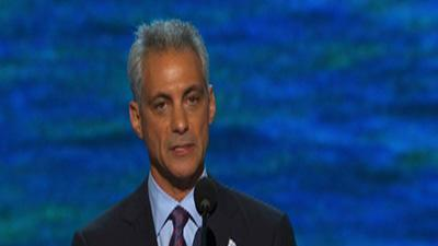 Emanuel: Election will shape nation's future