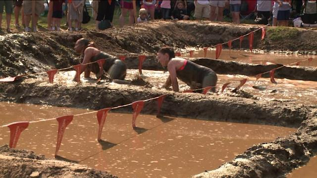 Down And Dirty Race Makes A Splash In Hartford