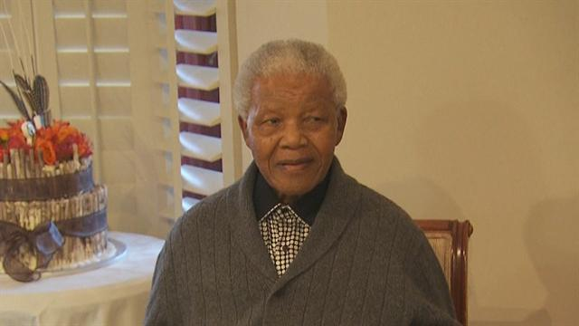 Mandela's health condition serious but stable