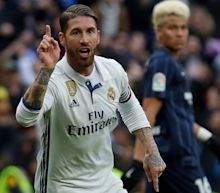 Sergio Ramos double ends Real Madrid's losing streak with Malaga win
