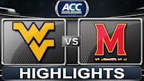 West Virginia vs Maryland | 2013 ACC Football Highlights