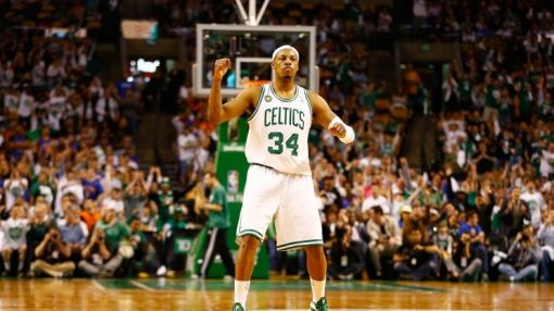 No matter the details, Paul Pierce is a Celtic forever