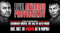Mike Alvarado Feature