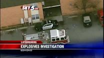 Bomb-making materials found at Edmond apt. complex