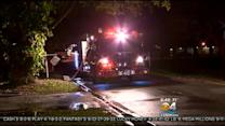 Ft. Lauderdale Firefighter Injured Fighting Apartment Fire