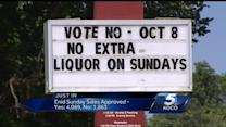City of Enid approves Sunday liquor sales