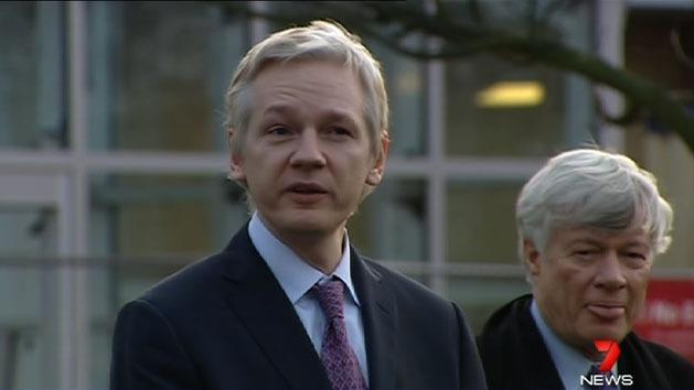 Assange health concerns