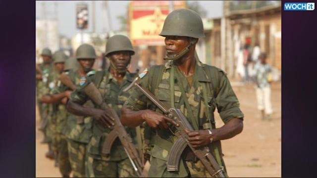 Peacekeepers Find Mass Grave In Central African Republic Military Camp