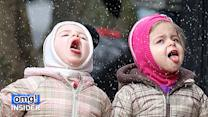 Sarah Jessica Parker's Day in the Snow With Her Adorable Twins