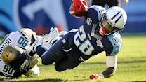 Chris Johnson's fantasy stock falling fast