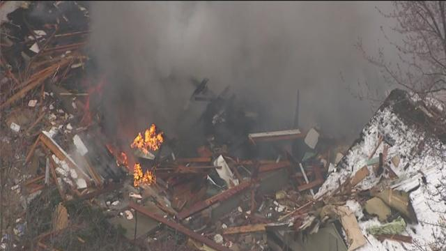 Consumers Energy takes blame for Royal Oak explosion