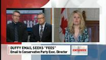 Duffy email seeks 'fees'