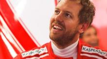 Vettel keeps Ferrari on top in final Russian practice