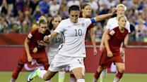 U.S. looking to finish what they started