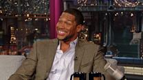 David Letterman - Michael Strahan's Super Bowl Picks