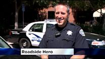 Elk Grove Family Thankful Officer Helped Deliver Baby On Side Of Road