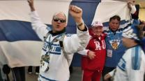 Russian Fans Lament Hockey Team's Olympic Loss