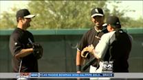 White Sox Training Young Talent