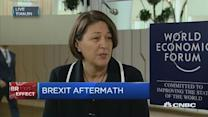 EU transport commissioner: We will come out stronger