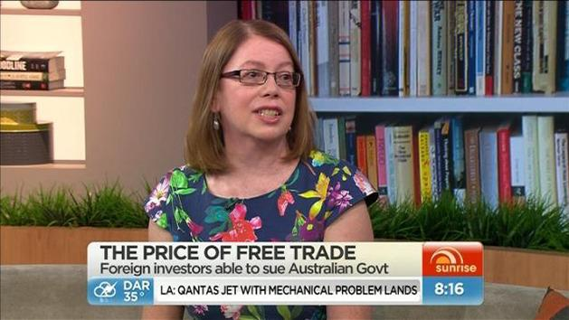 The price of free trade