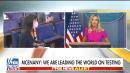 Kayleigh McEnany Grilled on Trump's 'Kung Flu' Rally Slur