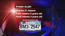 Amber Alert issued after Atascocita SWAT scene