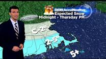 WBZ AccuWeather Evening Forecast For March 4